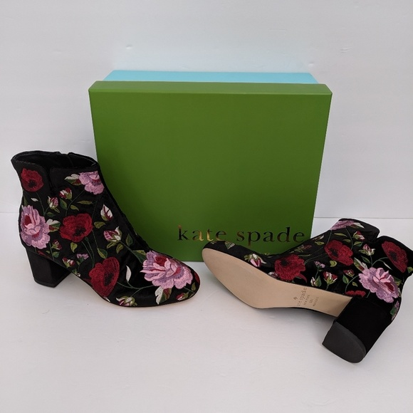 kate spade Shoes - Kate Spade booties Size 6.5